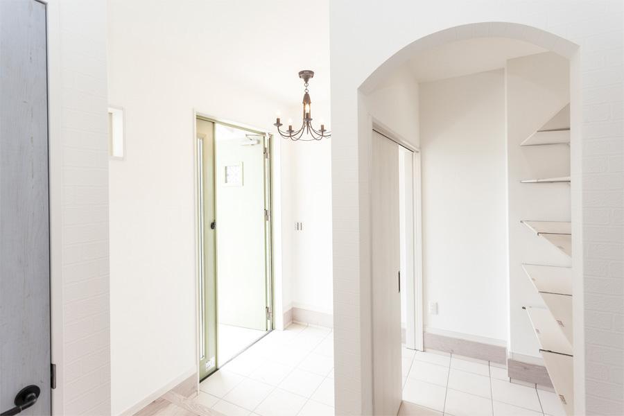 【新築】奥様憧れの可愛い洋風デザインの家